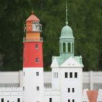 miniatury latarni morskich