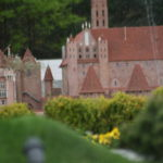 Miniatura zamku - atrakcje dla dzieci w Międzyzdrojach